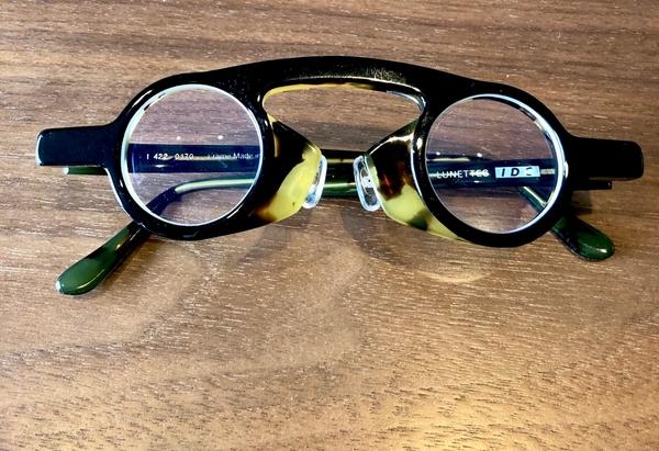 独創的なデザインメガネも加工します♪サムネイル