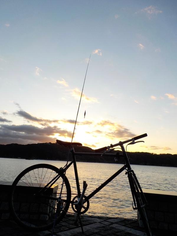 快適な釣り道具で下田釣りを満喫しています!サムネイル
